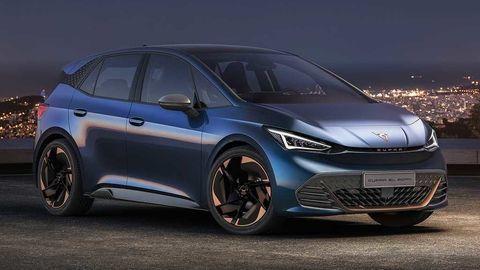 SEAT uvedie prvý rýdzi elektromobil pod značkou Cupra