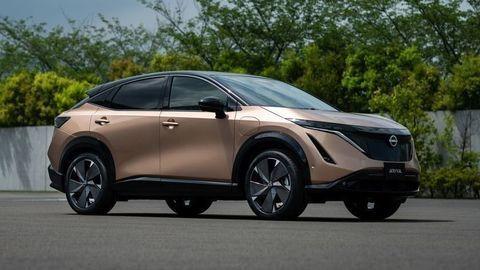 Nissan Ariya oficiálne: Crossover s poriadnou dávkou výkonu a dojazdu