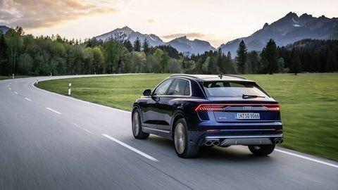 Dočkali sme sa. Audi SQ7 a SQ8 dostane silný turbobenzínový motor