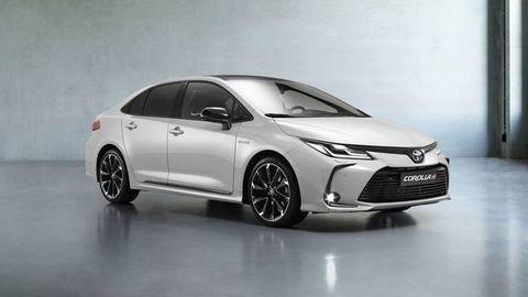 Nuda bokom! Toyota Corolla sedan prichádza vo verzii GR Sport