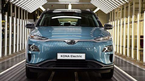 Hyundai už predal vyše 100.000 elektromobilov Kona