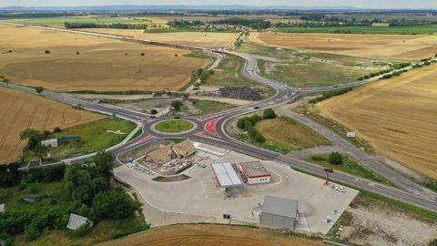 Pri Bratislave otvorili nové, spoplatnené úseky D4 a R7