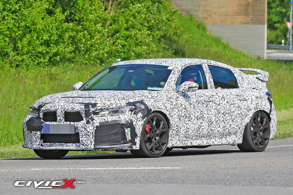 Nová Honda Civic 11