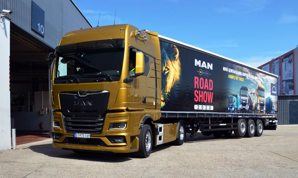 MAN Road Show 2020