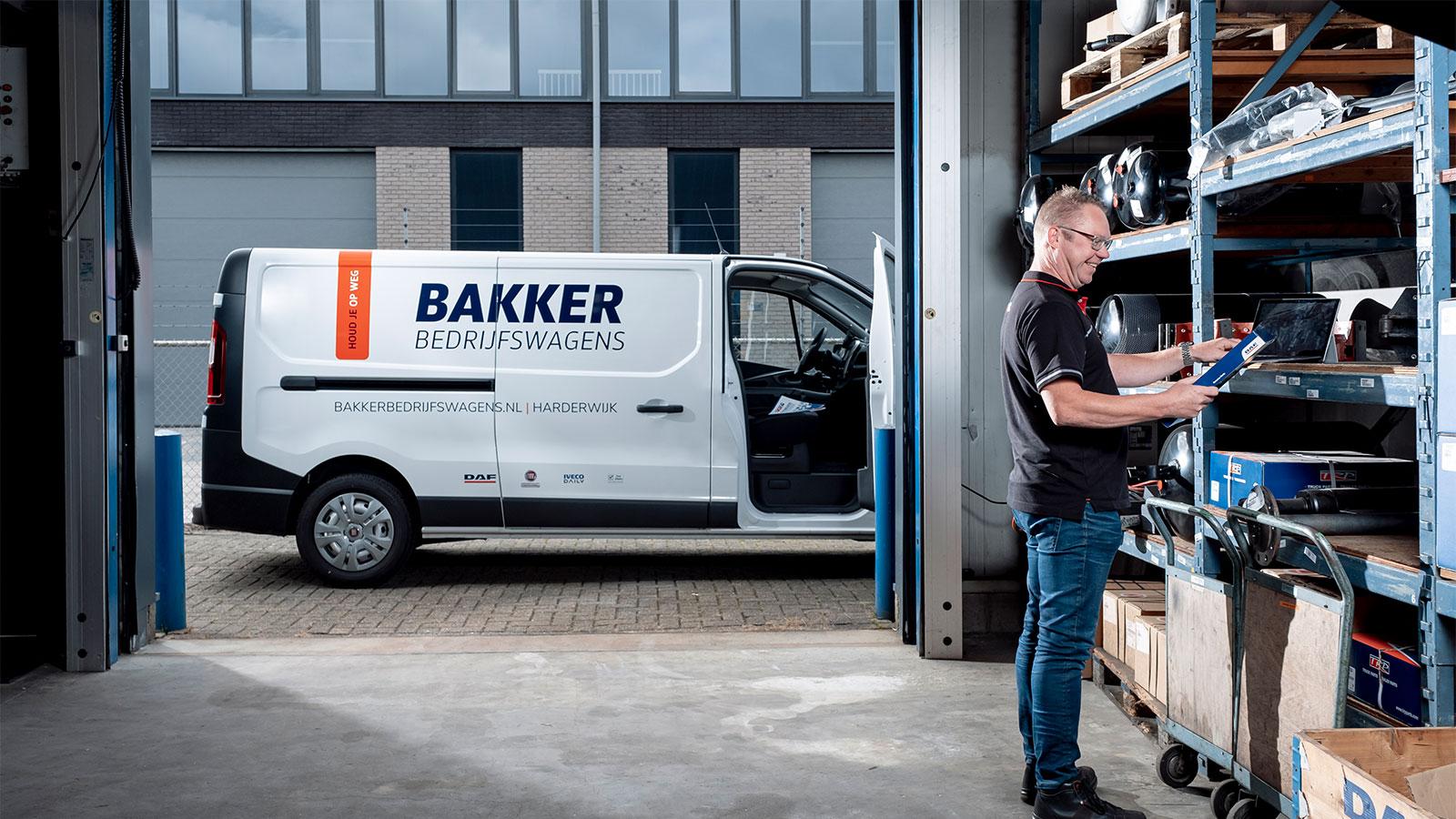 Bakker Bedrijfswagens - Contact