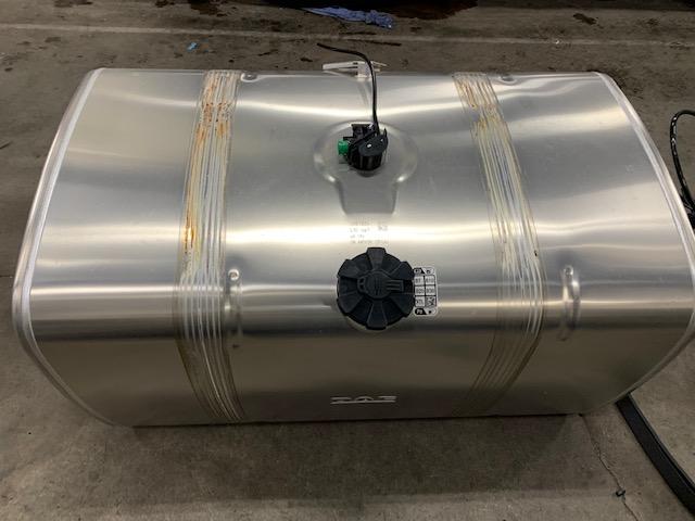 DAF aluminium brandstoftank 430 liter - nieuw