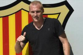 «Бешикташ» предлагает «Барселоне» 7 млн за трансфер Матьё