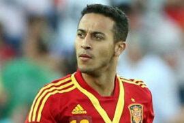 «Барселона» хочет выкупить у «Баварии» трансфер Тьяго Алькантары