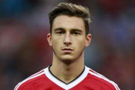 «Ювентус» и «Рома» интересуются трансфером Дармиана из «Манчестер Юнайтед»