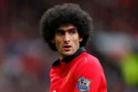 «Рома» и «Бешикташ» интересуются Феллайни из «Манчестер Юнайтед»