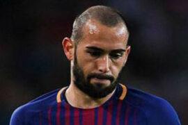 «Рома» в январе хочет подписать Видаля из «Барселоны»