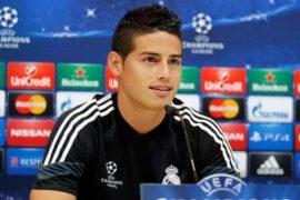 Хамес Родригес не исключил возвращение в «Реал Мадрид»