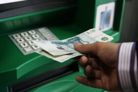 Расширены возможности получения переводов в банкоматах Сбербанка без использования карт