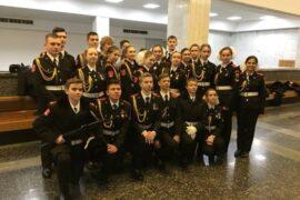 Москвичам рассказали об информационных ресурсах, посвященных проекту «Кадетский класс в московской школе»