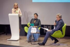 Вопросы загрязнения окружающей среды обсудили на крупнейшем экологическом форуме
