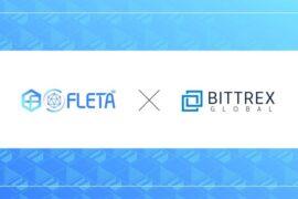 На Bittrex Global 19 ноября состоится регистрация блокчейн-платформы FLETA