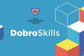 Благодаря Союзу добровольцев России приступил к работе молодежный онлайн-портал DobroSkills