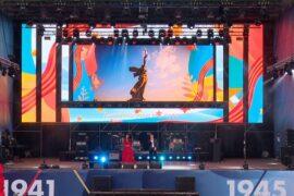 При поддержке компании СУЭК в Кузбассе прошли концерты «Песни Победы»