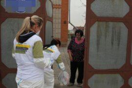 Волонтеры компании СУЭК Андрея Мельниченко стали участниками всероссийской акции «Мы вместе»