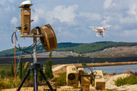 Bel Trading & Consulting Ltd offers a new modification of the system of protection against UAVs and drones