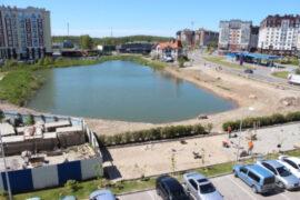 В Зеленоградске компания «Евробалт плюс» поплатилась за благоустройство территории
