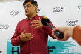 Лидер партии «Новые люди» Алексей Нечаев опубликовал колонку в «Новой газете»