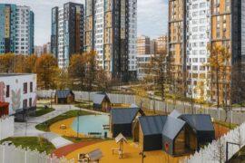 ГК «А101» сообщила о передаче более 30% квартир дольщикам дома №4 ЖК «Скандинавия»