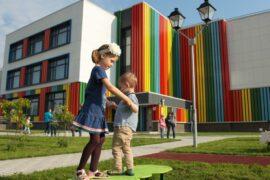 ЖК «Цветочные Поляны» в Новой Москве пополнится детским садом на 200 мест