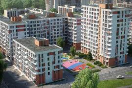ГК «А101» сдан в эксплуатацию новый корпус в жилом комплексе в Коммунарке
