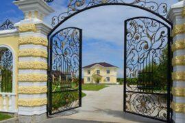 На живописном мысе Волги откроется дворцовый комплекс – Екатериновский парк