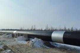 Компания «Сладковско-Заречное» построит 200-километровый магистральный нефтепровод в Оренбуржье