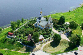 Поселок Екатериновка выбран местом строительства первой Часовни речников на Волге