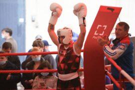 Технодинамика: Легендарный боксер Денис Лебедев принял участие в «Ударной десятке»
