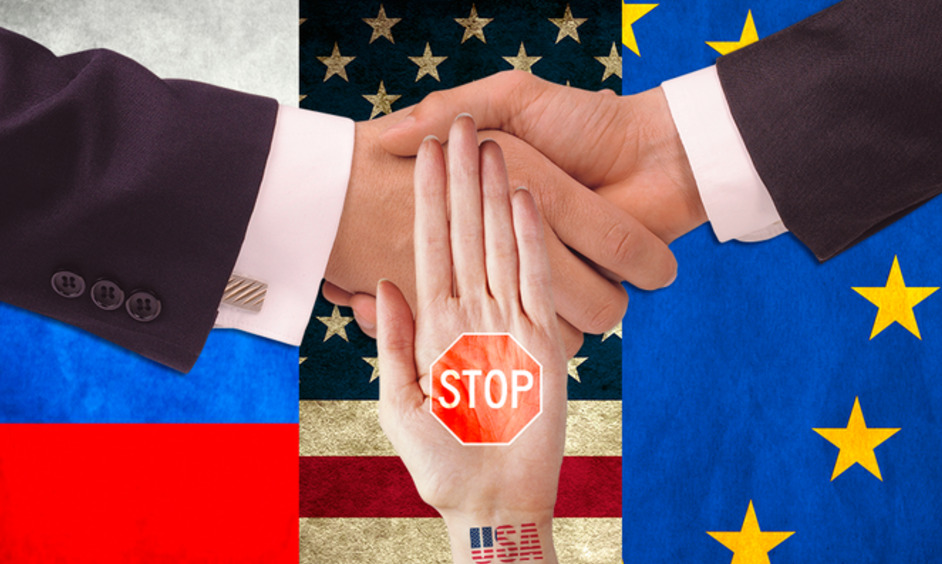Представитель ЕС удивлен ответными российскими санкциями