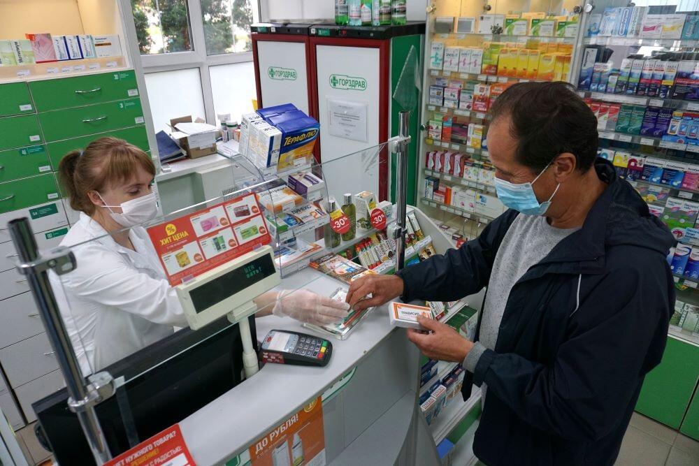 Фармацевты предупреждают о дефиците лекарств по причине ажиотажного спроса