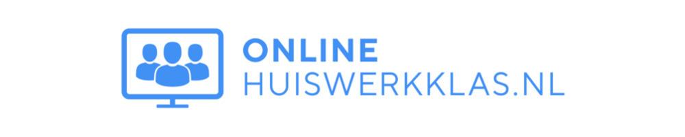 Web online huiswerkklas 2