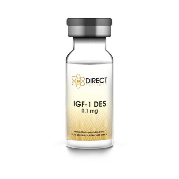 IGF-1 DES Peptide Vial