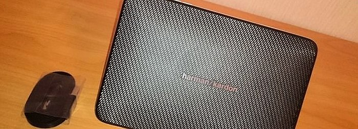 Stylish portable speakers with good sound quality