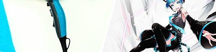 Escolhia de design, mas as características não resumiu ♥ Belo fácil secador de cabelo da STARWIND com três modos de temperatura, o frio ar forçado e com dois níveis de potência