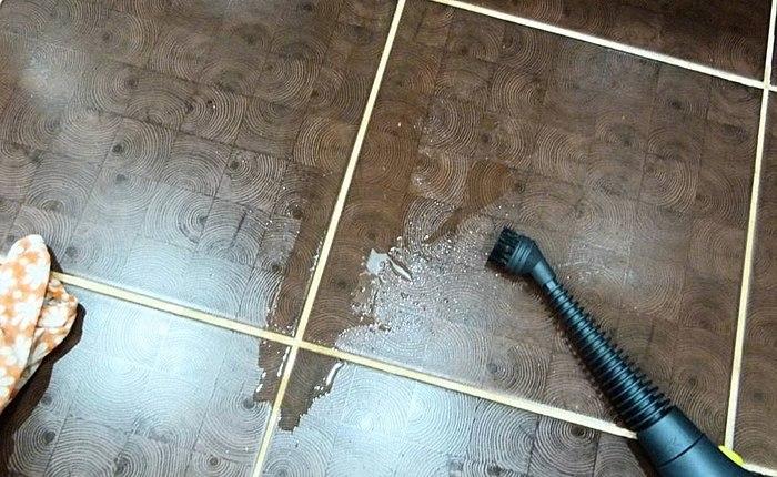 Neierasts uzkopšana vai tā ir, vai svarīgs tvaika tīrītājs mājās? Personīgo pieredzi ar foto. Лайфхаки sakopšanas.