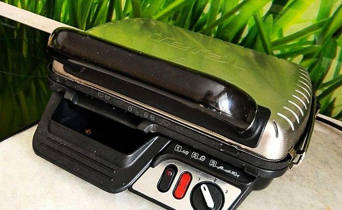 Egy jó grill nélkül nem hibák