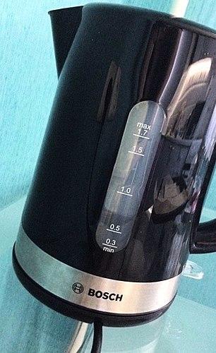 Labs tējas aparāti no uzticama firma BOSCH, bez īpašiem