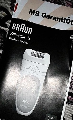 Improved model from Braun! Option suitable for beginners.