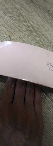 UV Λάμπα για το gel-βερνίκι Sun Mini με Aliexpress