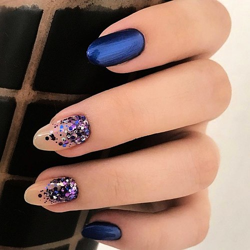 I don't particularly like the gel nail Polish to apply and to remove. Have to endure me impatient to sometimes nails look decent).
