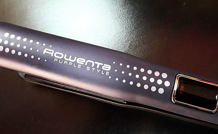 Skvělý утюжок pro vlny a rovnání vlasů Rowenta SF6010F0