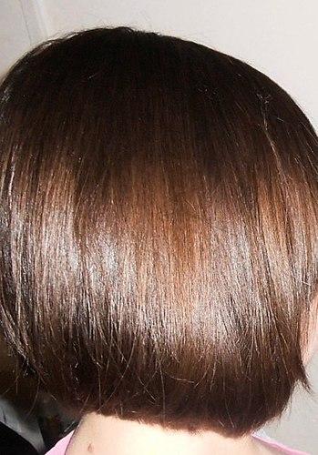 مساعد جيد+ الصور (قبل و بعد على الشعر الطويل والقصير)