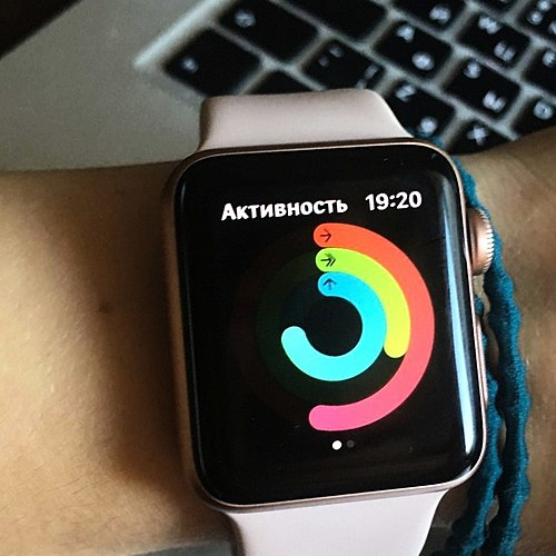 One of the most controversial products of the brand and my new friend smart - watch from Apple third generation