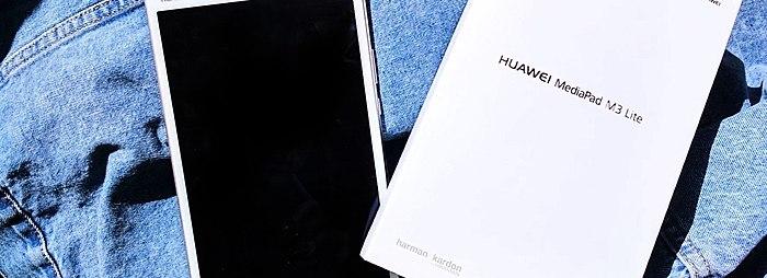 A kis zseb asszisztens, hogy mindig velem egy tabletta Huawei M3