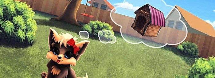Ebben a játékban, adott a lehetőség, hogy a virtuális érdekel, az aranyos kutya Bella🐶🌸👑 Minőségű felület ➕ izgalmas forgatókönyv! De anélkül, hogy egy mínusz nem volt...